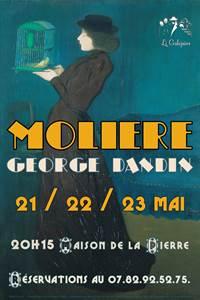 Molière - George Dandin par la Cie Li Galejaire