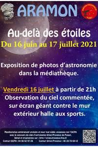 Exposition photos - Au delà des étoiles