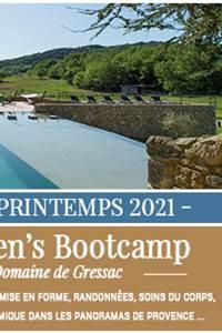 Women's Bootcamp - printemps 2021