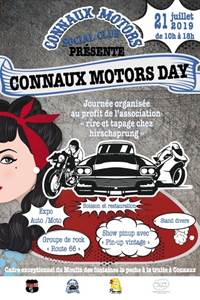Connaux Motors day