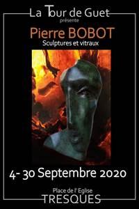Exposition des oeuvres de Pierre Bobot