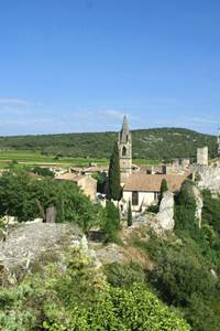 Journées du Patrimoine à Aiguèze
