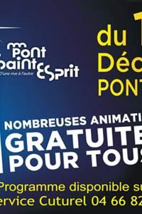 1,2,3 Noël à Pont-Saint-Esprit