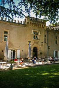 Hôtel-Restaurant Château du Val de Cèze