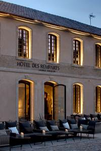 Boutique Hôtel des Remparts & SPA
