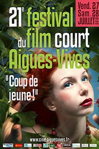 21e édition du Festival du Film Court d'Aigues-Vives