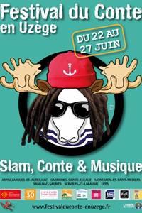 Festival du Conte - Concert  Poésie Slam & Musique « Au bout du petit matin l'émotion »