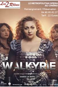 "Opéra ""La Walkyrie"""