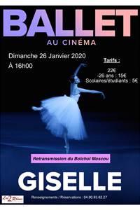 """Ballet au Cinéma """"Giselle"""""""