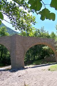 Le Pont Romain à Trèves