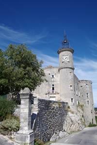Histoires de Clochers - Visite guidée de Lussan