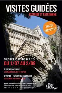 Visites guidées de Pont-Saint-Esprit