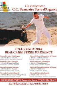 """Course Camarguaise """"Challenge Beaucaire Terre d'Argence"""" Jonquières St-Vincent"""