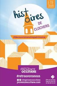 Histoire de Clochers à St André de Roquepertuis