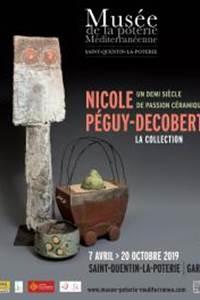 Un demi siècle de céramique - Nicole PEGUY-DECOBERT - La Collection