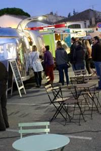 Les soirées Food Trucks de Rochefort-du-Gard