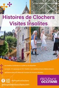 Histoire de Clochers à Saint-Laurent-des-Arbres