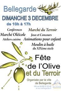 Fête de l'Olive et du Terroir