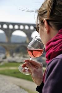Les vignerons sur le Pont