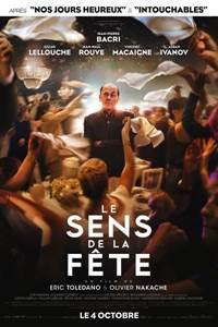 """Cinéma """"Le Sens de la fête"""""""