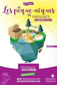 Les Pique niques de Provence Occitane ...à Vénéjan