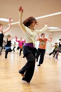 Atelier danse expression libre et Feldenkrais