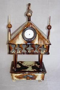 L'Objet du mois du Musée Georges Borias - Porte-montre en céramique