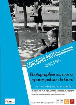Concours photographies ouvert à tous : les rues et espaces publics du Gard