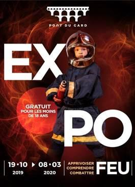 Expo brûlante de la rentrée