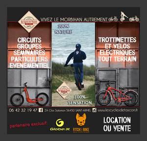 Location Vélo et Trottinette Electrique - Les Cycles de Tascon