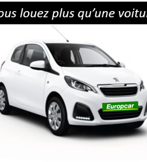 Europcar - Car rental