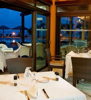 Le Barringtonia - Restaurant de l'Hôtel Tiéti