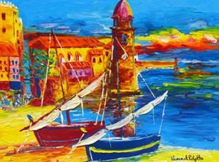 Art Expo Vincent Pulpito - Art Collioure