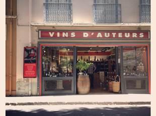 VINS D'AUTEURS