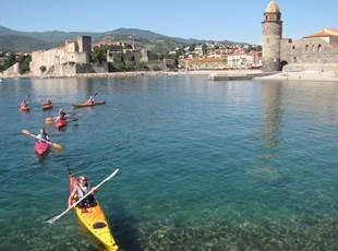 Aléoutes Kayak de Mer