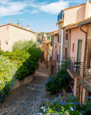 SURPRISING COLLIOURE TOUR