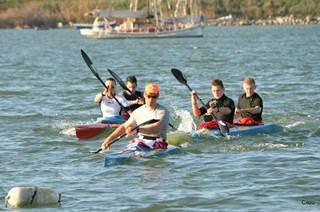 Kayak club Terre de Camargue