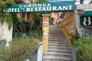 Hôtel L'Oronge