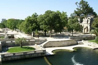 Jardins de la Fontaine et Temple de Diane