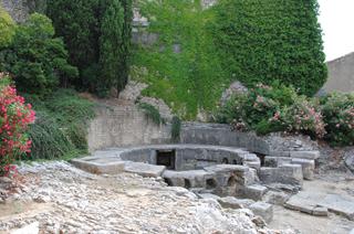 Le Castellum Aquae