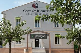 Vilavigne Cave St Maurice - BROUZET LES ALES