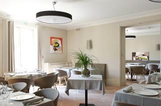 Restaurant La Bégude Saint Pierre
