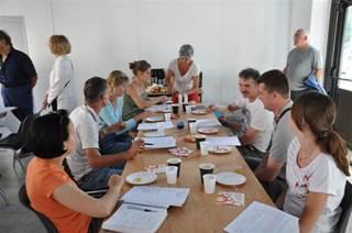 Oleotus - Atelier d'initiation à la dégustation d'huile d'olive