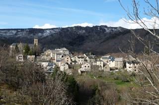 Dourbies, village de caractère du Gard