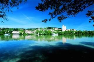 Halte fluviale de Villeneuve les Avignon