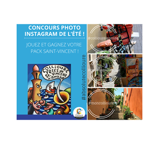 Concours photo instagram été 2018