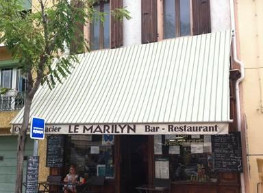 BAR RESTAURANT Le Marylin