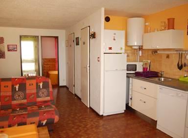Appartement / 6 personnes / RESIDENCE DE LA PLAGE