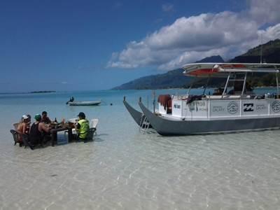 Moorea Seafari Cruises