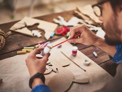 Atelier de mosaïque Les Créations de Corinne